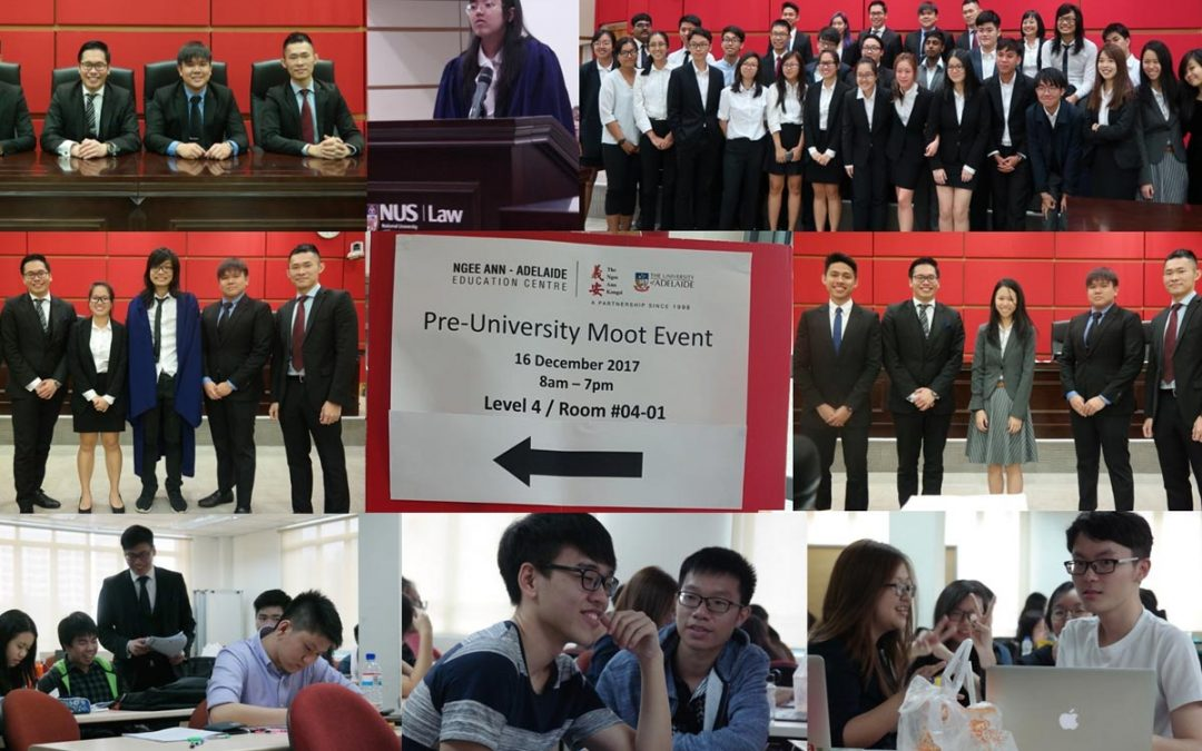 Community Project: Moot Court for Students